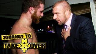 getlinkyoutube.com-Journey to NXT Takeover: Sami Zayn's championship desire