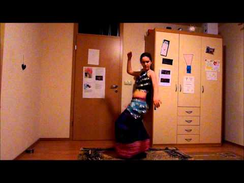 Belly dance Tamara (My own coreography)