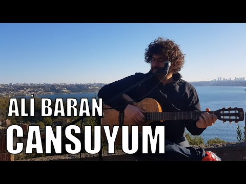 Ali Baran - Cansuyum  (Official Video)#fikrisahne #alibaran 2020