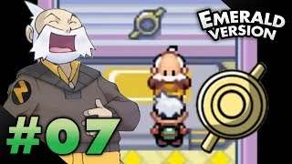 Let's Play Pokemon: Emerald - Part 7 - Mauville Gym Leader Wattson width=