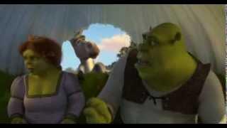 getlinkyoutube.com-Osioł - daleko jeszcze? (Shrek 2)