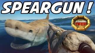 "Stranded Deep S2E14 ""Speargun!"" (Gameplay Walkthrough 1080p60)"