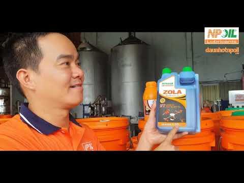 NPOIL - Giới thiệu sản phẩm Zola dầu động cơ 2T