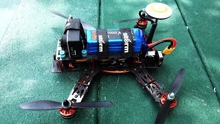 getlinkyoutube.com-STORM Racing Drone GPS (RTF / NAZA V2) TYPE A CHASSIS - FIRST FLIGHT
