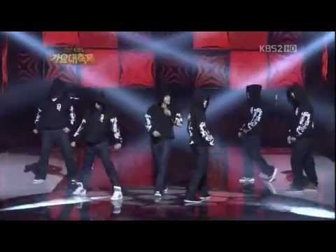 111230 2PM - Electricity   Hands Up Hip Hop Ver [KBS Gayo Daejun] -Bghlq9AAU0U