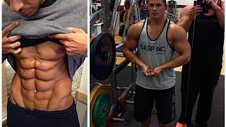 getlinkyoutube.com-Fitness meets Bodybuilding - Mohamed Ali & Johan Bank
