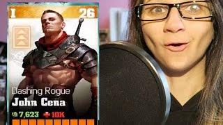 getlinkyoutube.com-Conquer John Cena !! WWE IMMORTALS