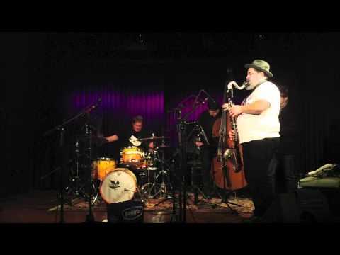 Jim Black on Lignum Drums