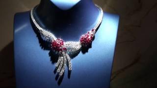 getlinkyoutube.com-Susan Tabak at Chanel, Van Cleef & Arpels and Eternamé Haute Joaillerie Presentations