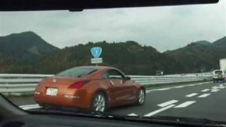 getlinkyoutube.com-フェアレディZ(Z33)に乗る妻!