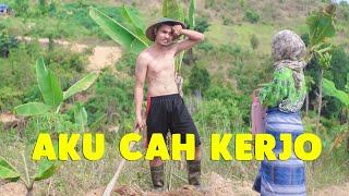 AKU CAH KERJO PENDHOZA ( VIDEO CLIP COVER ) PARODI