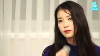 getlinkyoutube.com-151024 아이유 IU 무릎 Knee LIVE 라이브