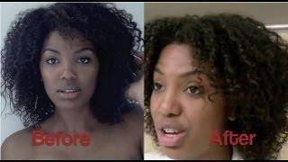 getlinkyoutube.com-Natural Haircut: The Deva Way