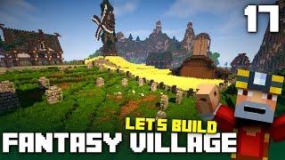 Mage Tower! Let's Build A Fantasy Village! (Part 17)