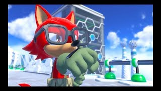 Sonic Forces - Fist Bump Full Version - AMV/GMV