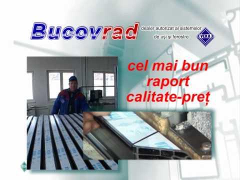 Bucovrad. Producator tamplarie PVC si Aluminiu