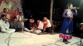 getlinkyoutube.com-Maa Bhagwati Jagran Party Lucknow by pooja sargam
