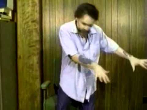 Charles Manson Shufflin'
