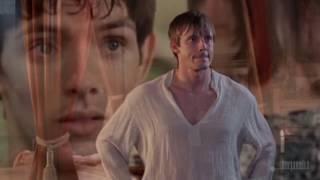 getlinkyoutube.com-Arthur/Merlin - The kiss