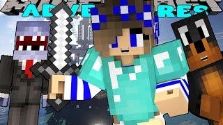 getlinkyoutube.com-Minecraft-Little Carly Adventures-WHERE IS SHARKY?? w/Donut the Dog