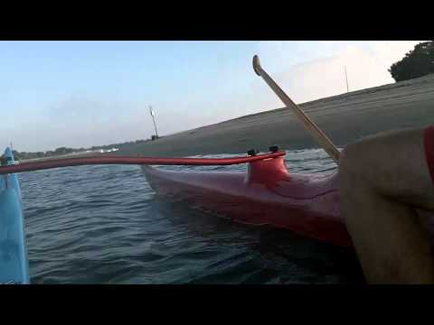 C Lion Outrigger Canoe C-Lion Outrigger Canoe