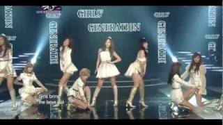 getlinkyoutube.com-[HD] SNSD 소녀시대 - The Boys (Live)