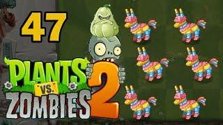 getlinkyoutube.com-ч.47 Plants vs. Zombies 2 - Pirate Seas - Pinata Party