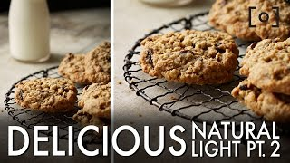 getlinkyoutube.com-Delicious Natural Light Part 2 | Complete Guide To Editorial Food Photography