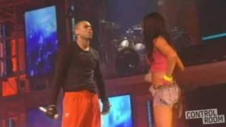 getlinkyoutube.com-Chris Brown - Damage Live
