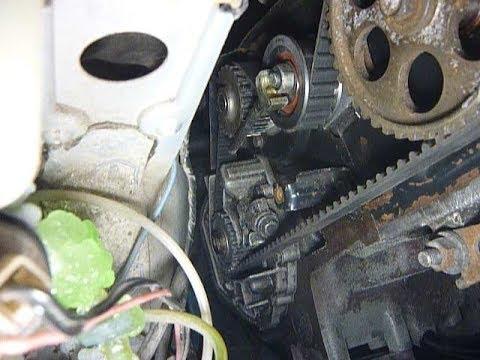 Расположение рулевой рейки в VAZ 1111 Ока