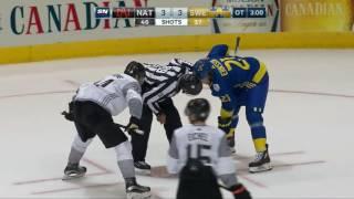getlinkyoutube.com-Sweden vs. North America Full 3-on-3 Overtime - World Cup Of Hockey