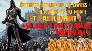 getlinkyoutube.com-TUTO | Assassin's Creed : Unity | Obtenir Beaucoup d'argent Rapidement !
