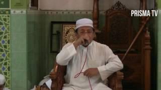 KH. MUAMMAR ZA   Maulid Nabi Muhammad SAW Di Masjid Al   Mustaqim