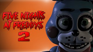 getlinkyoutube.com-Five Nights At Freddys 2! - THE WORLDS SCARIEST GAME IS BACK! (FNAF2 Gameplay)