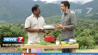 getlinkyoutube.com-Sutralam Suvaikalam - Godhumai appam with Mutton paya in TN-Kerala border special 3/3 | News7 Tamil