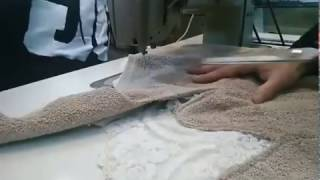 getlinkyoutube.com-طرز مناشف العرايس مناشف havlu