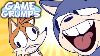 getlinkyoutube.com-Game Grumps Animated - SANIC DA HORDGEHEG - by Fungasm