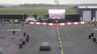 Ken Block crashes 845bhp Ford Mustang Hoonicorn