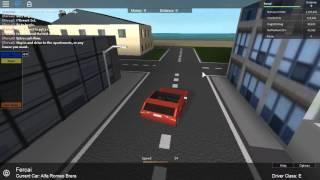 getlinkyoutube.com-ROBLOX DriveBlox Unlimited - House/Money Glitch
