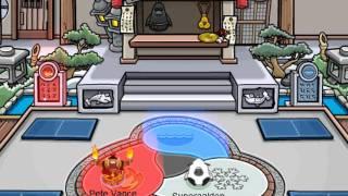 Club Penguin Shadow Dojo