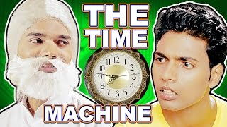 The Time Machine Spoof in Hindi | Hindi Comedy Video | Pakau TV Channel
