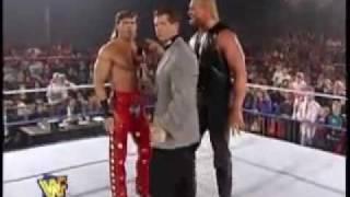 getlinkyoutube.com-Sycho Sid betrays Shawn Michaels 4/3/95