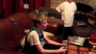 Black Ops Kid Rages Big Time