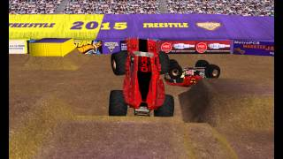 getlinkyoutube.com-Red Max-D's at WF16 (Dxtory test) sim-monsters/ROR