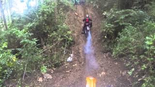 Kawasaki Fun Adventure 2014 - Pangandaran - With GoPro Hero3
