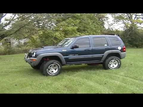 Jeep Liberty lift kits & after market parts at JeepinbyAl.com