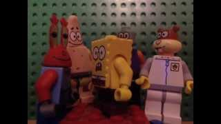 getlinkyoutube.com-lego spogebob BEST DAY EVER!!!!