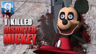 getlinkyoutube.com-Gmod I KILLED DISORTED MICKEY! (Garry's Mod Sandbox Fun)