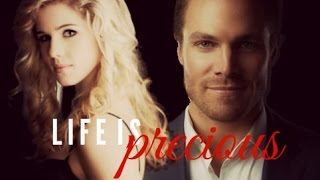 getlinkyoutube.com-oliver & felicity | life is precious [AU]