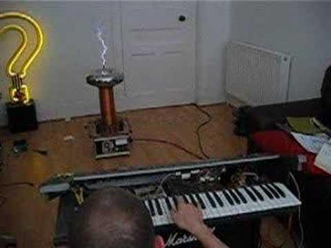 Musical Tesla Coil